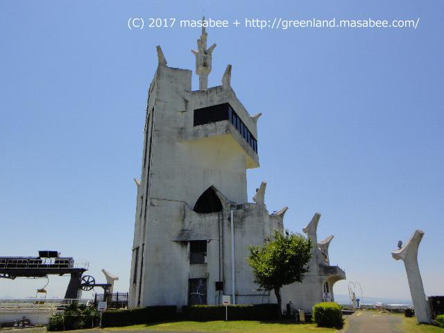 グリーンランド ホラータワー廃校への招待状 外観